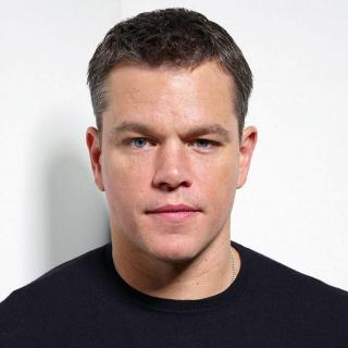 [Image of Matt Damon]