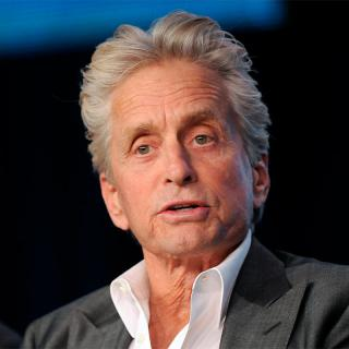 [Image of Michael Douglas]