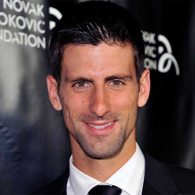 How Tall Is Novak Djokovic Height Of Novak Djokovic Celeb Heights