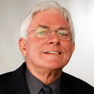 [Image of Phil Donahue]