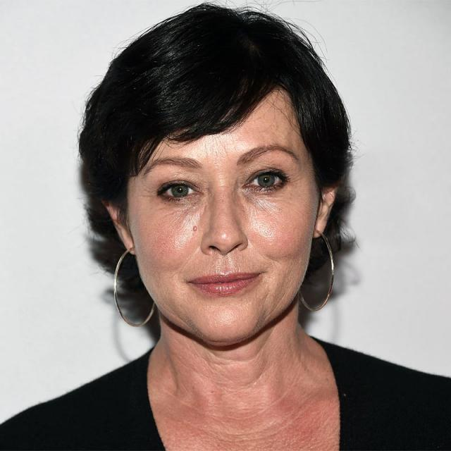 [Image of Shannen Doherty]