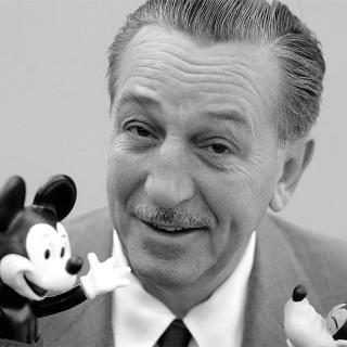 [Image of Walt Disney]