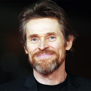 [Image of Willem Dafoe]