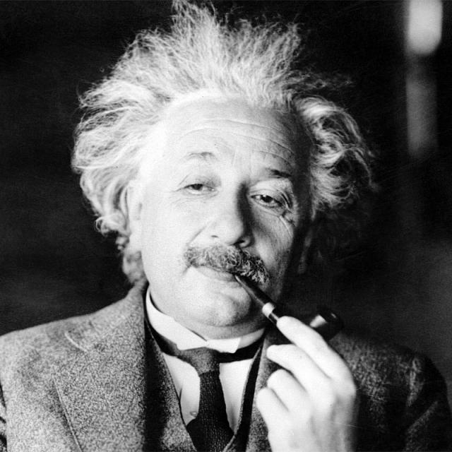 [Image of Albert Einstein]