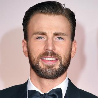 [Image of Chris Evans]