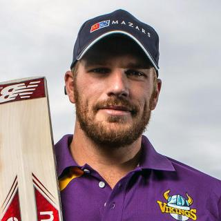 [Image of Aaron Finch]