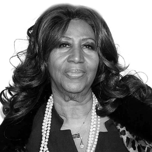 [Image of Aretha Franklin]