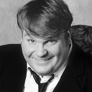 [Image of Chris Farley]