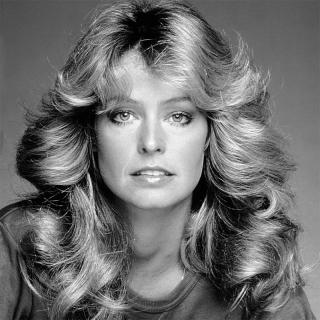 [Image of Farrah Fawcett]
