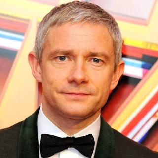 [Image of Martin Freeman]
