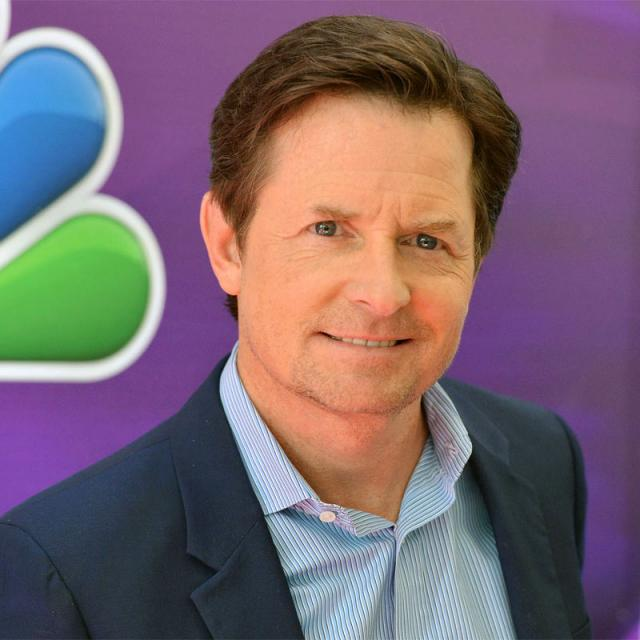 [Image of Michael J. Fox]