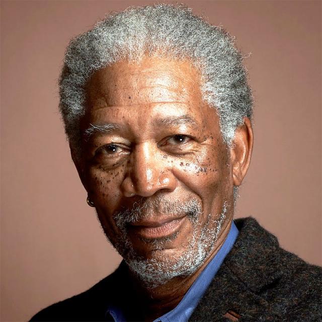 [Image of Morgan Freeman]