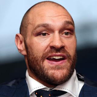 [Image of Tyson Fury]
