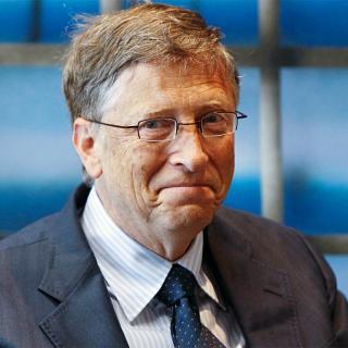 [Image of Bill Gates]