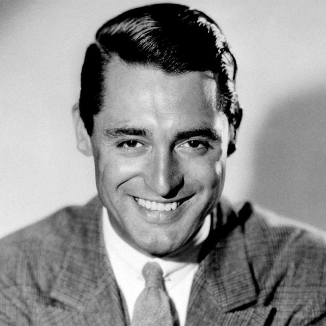 [Image of Cary Grant]