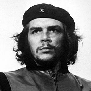 [Image of Che Guevara]