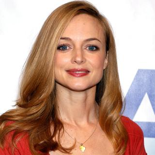 [Image of Heather Graham]
