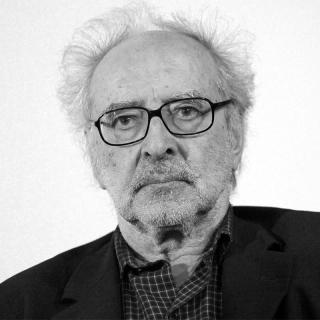 [Image of Jean-Luc Godard]