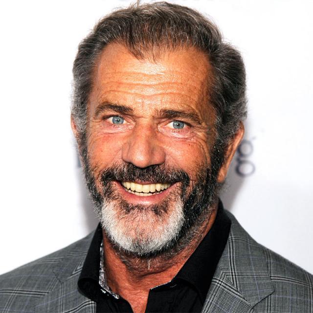 [Image of Mel Gibson]