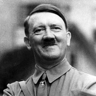[Image of Adolf Hitler]