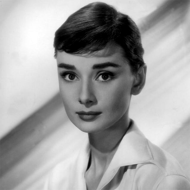 [Image of Audrey Hepburn]