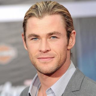[Image of Chris Hemsworth]