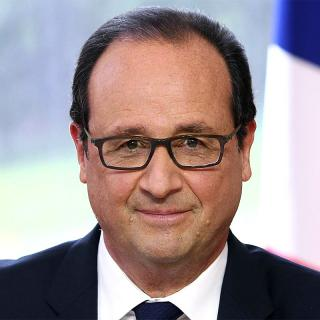 [Image of Francois Hollande]