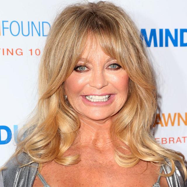 [Image of Goldie Hawn]