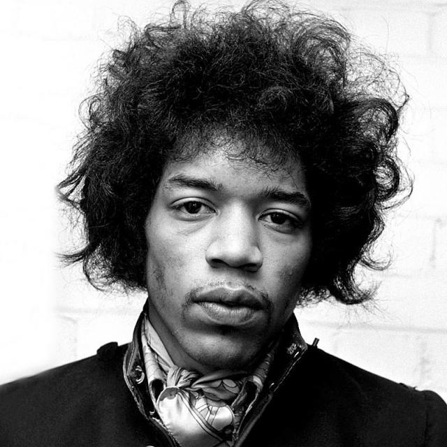 [Image of Jimi Hendrix]