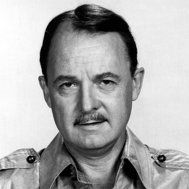 [Image of John Hillerman]
