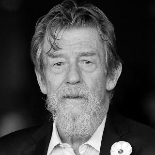 [Image of John Hurt]