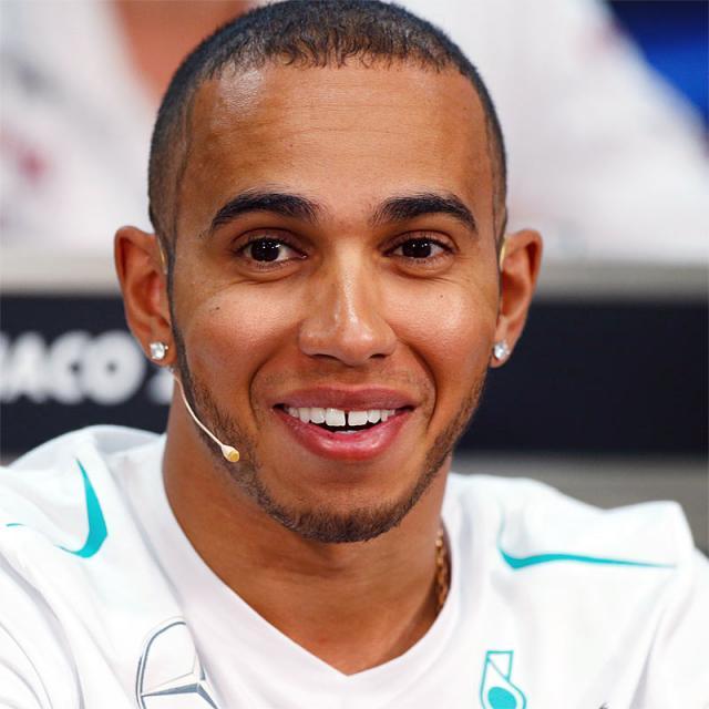[Image of Lewis Hamilton]