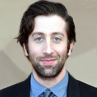 [Image of Simon Helberg]