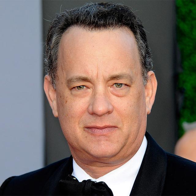[Image of Tom Hanks]