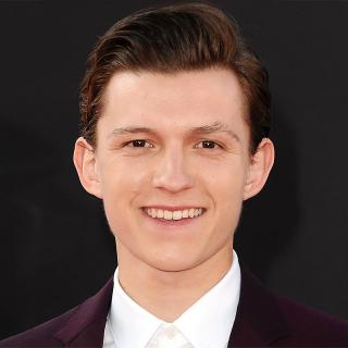 [Image of Tom Holland]