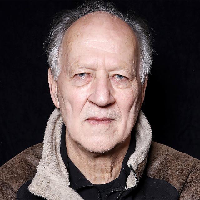 [Image of Werner Herzog]