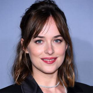 [Image of Dakota Johnson]