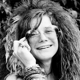 [Image of Janis Joplin]