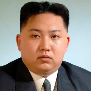 [Image of Kim Jong-un]
