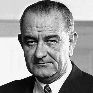 [Image of Lyndon B. Johnson]