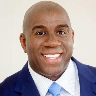 [Image of Magic Johnson]