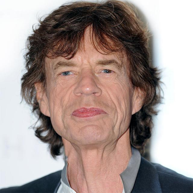 [Image of Mick Jagger]