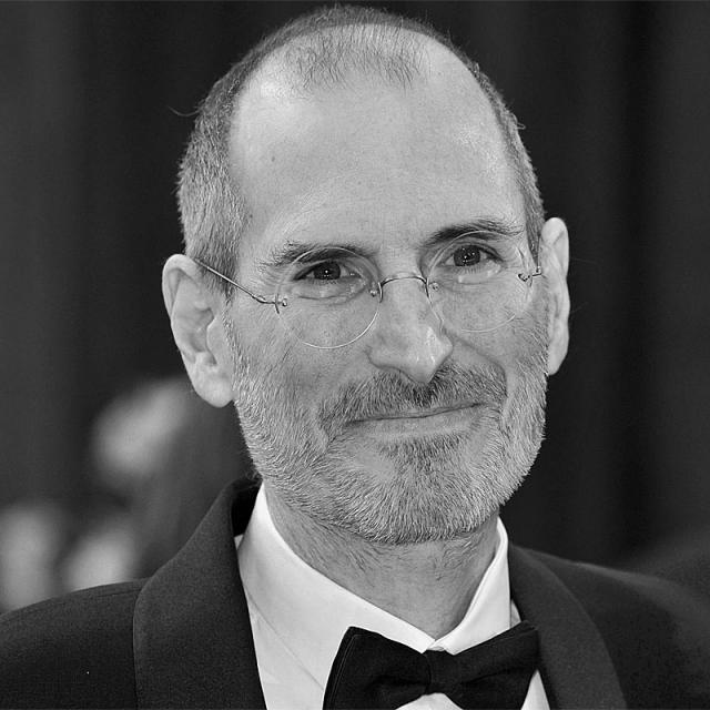 [Image of Steve Jobs]