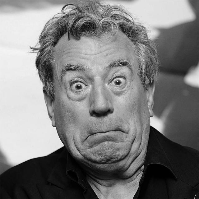 [Image of Terry Jones]