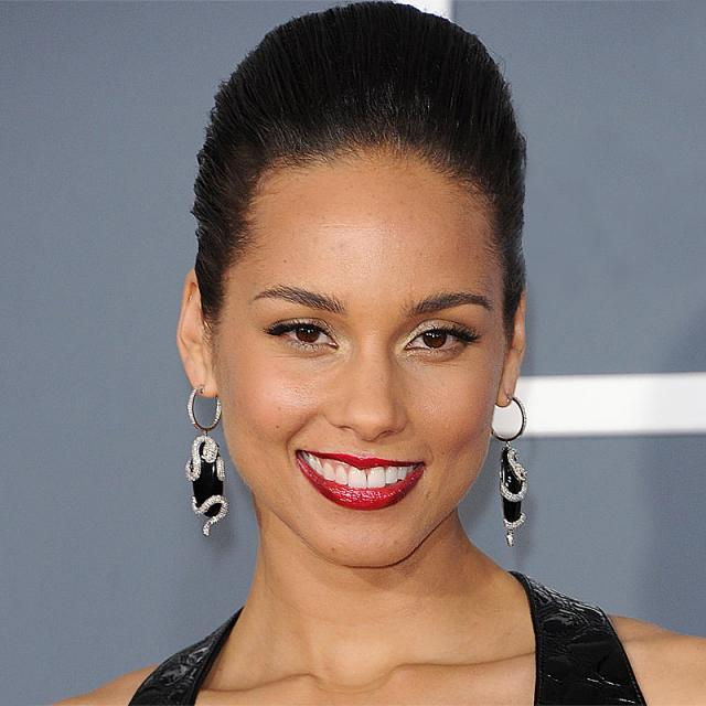 [Image of Alicia Keys]