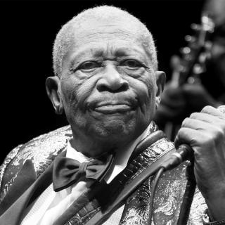 [Image of B.B. King]