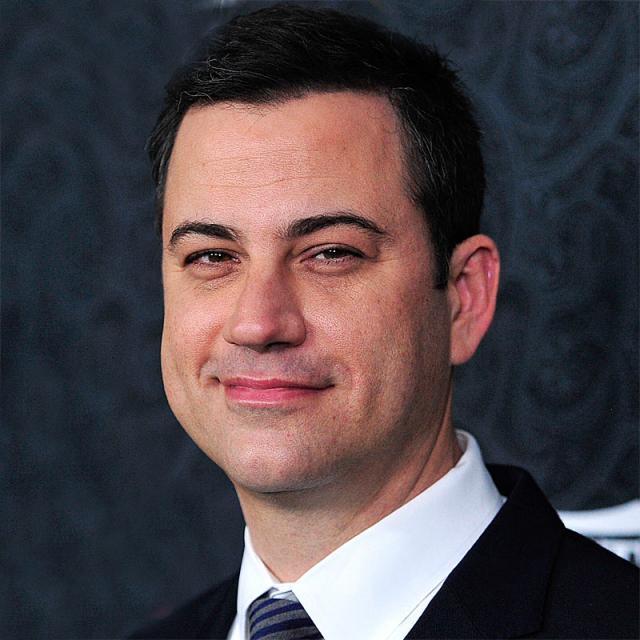 [Image of Jimmy Kimmel]