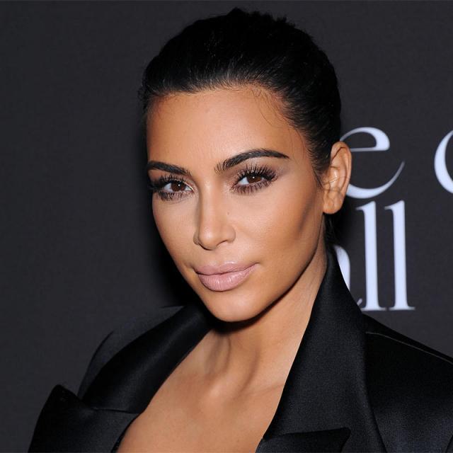 [Image of Kim Kardashian]