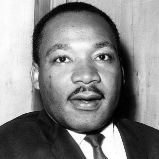 [Image of Martin Luther King, Jr.]