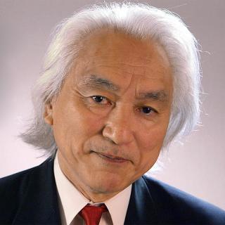 [Image of Michio Kaku]
